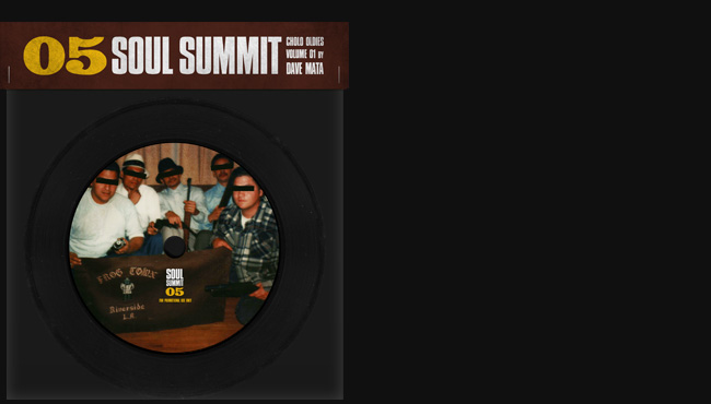 Soul Summit Mix CDs