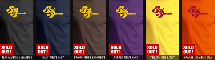 Soul Summit Tee Shirt